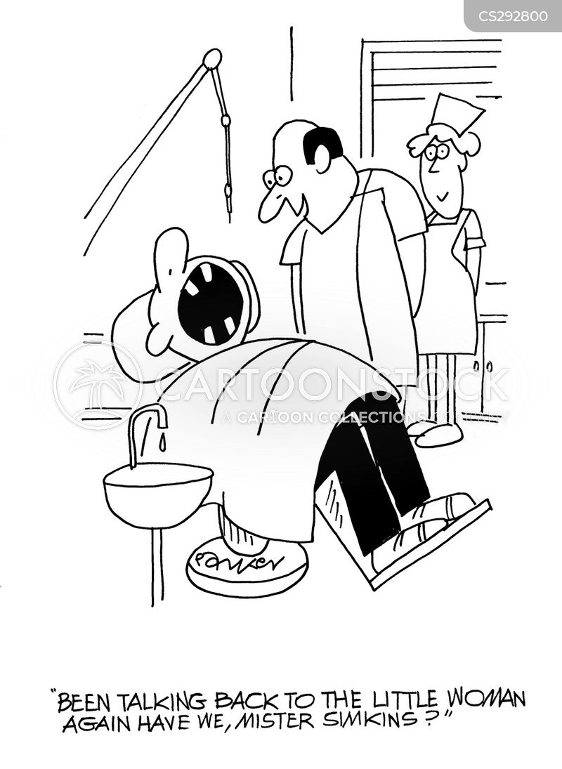 Henpecked Husband Cartoons And Comics Funny Pictures