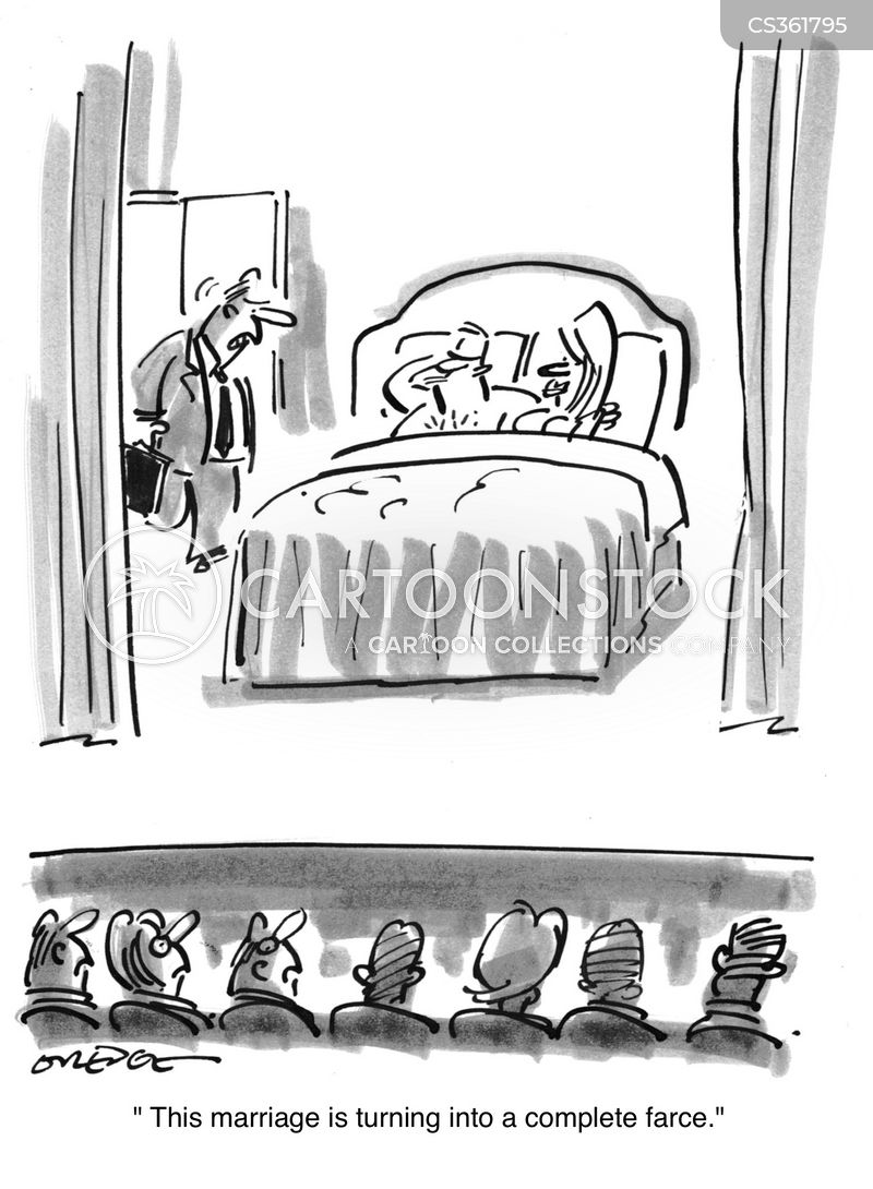 Farce cartoons and comics funny pictures from cartoonstock for Farcical or farcical
