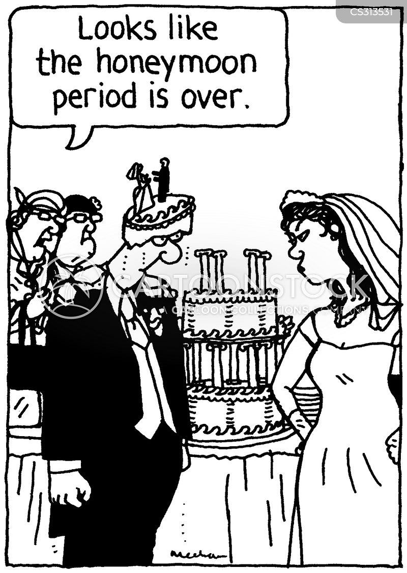 Dating when the honeymoon is over