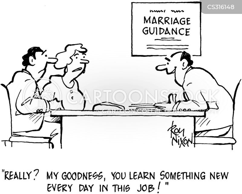Guidance Counselor Cartoon Marriage guidance counselor