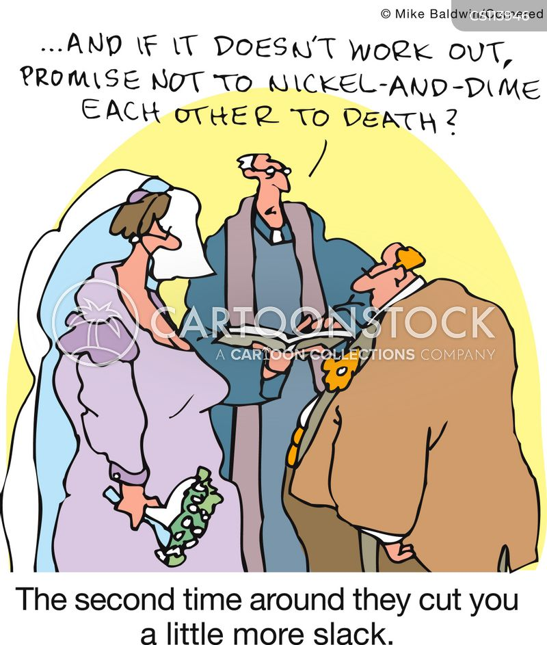 Funny Marriage Cartoons