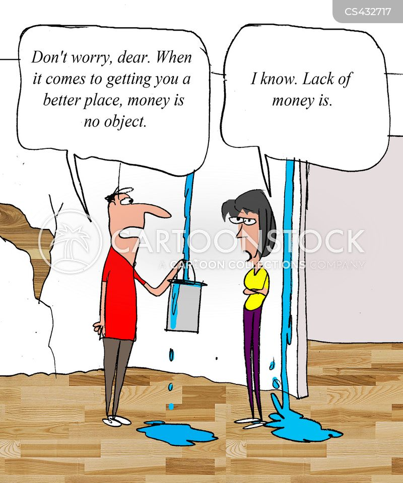 Roof Leak Cartoons And Comics Funny Pictures From