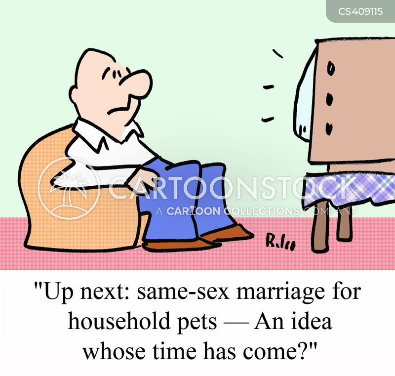 Problems with same sex marriages