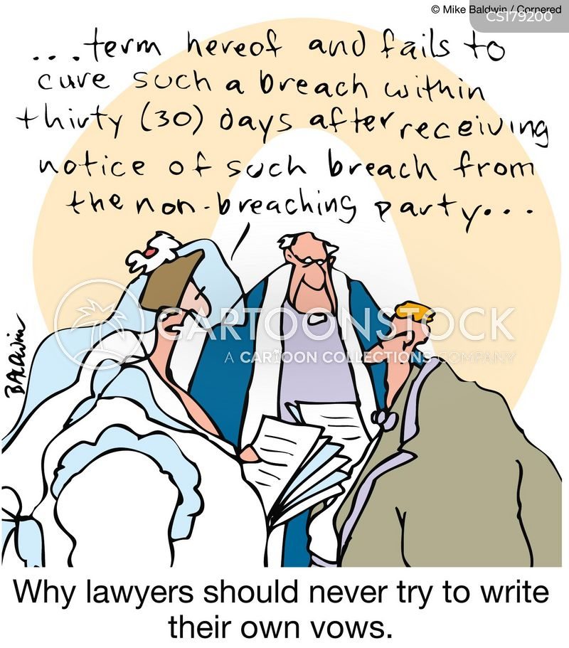 Funny Marriage Vows: Marital Vows Cartoons And Comics