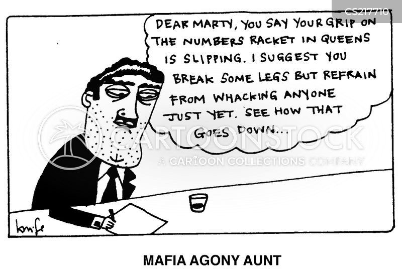 Agony Aunt Cartoons and Comics - funny pictures from ...