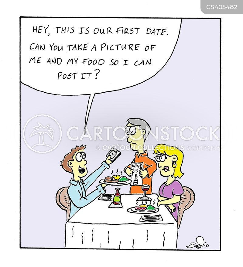 Dinner Etiquette Cartoons And Comics