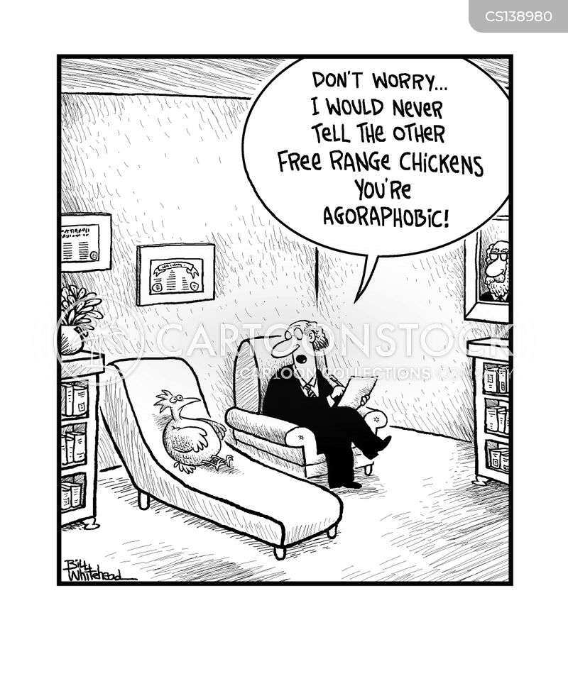 free range chicken cartoons and comics   funny pictures