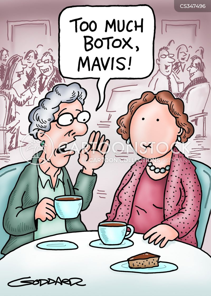 Growing Old Gracefully Cartoons And Comics Funny
