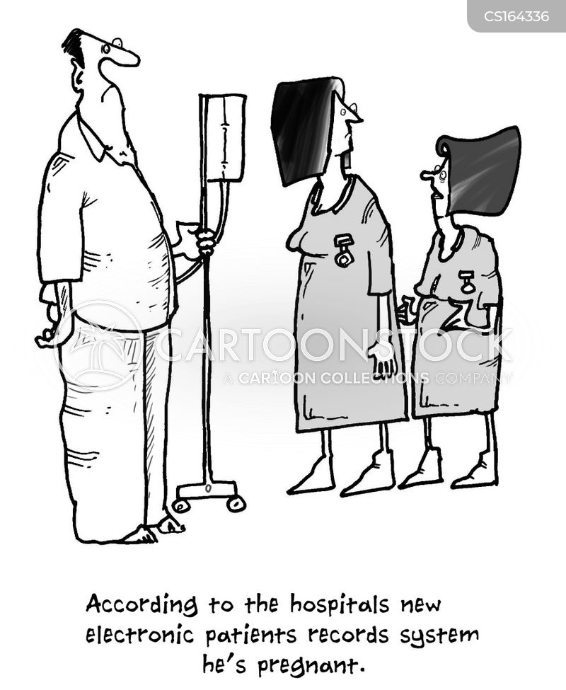 Hospital Cartoons And Comics Funny Pictures From