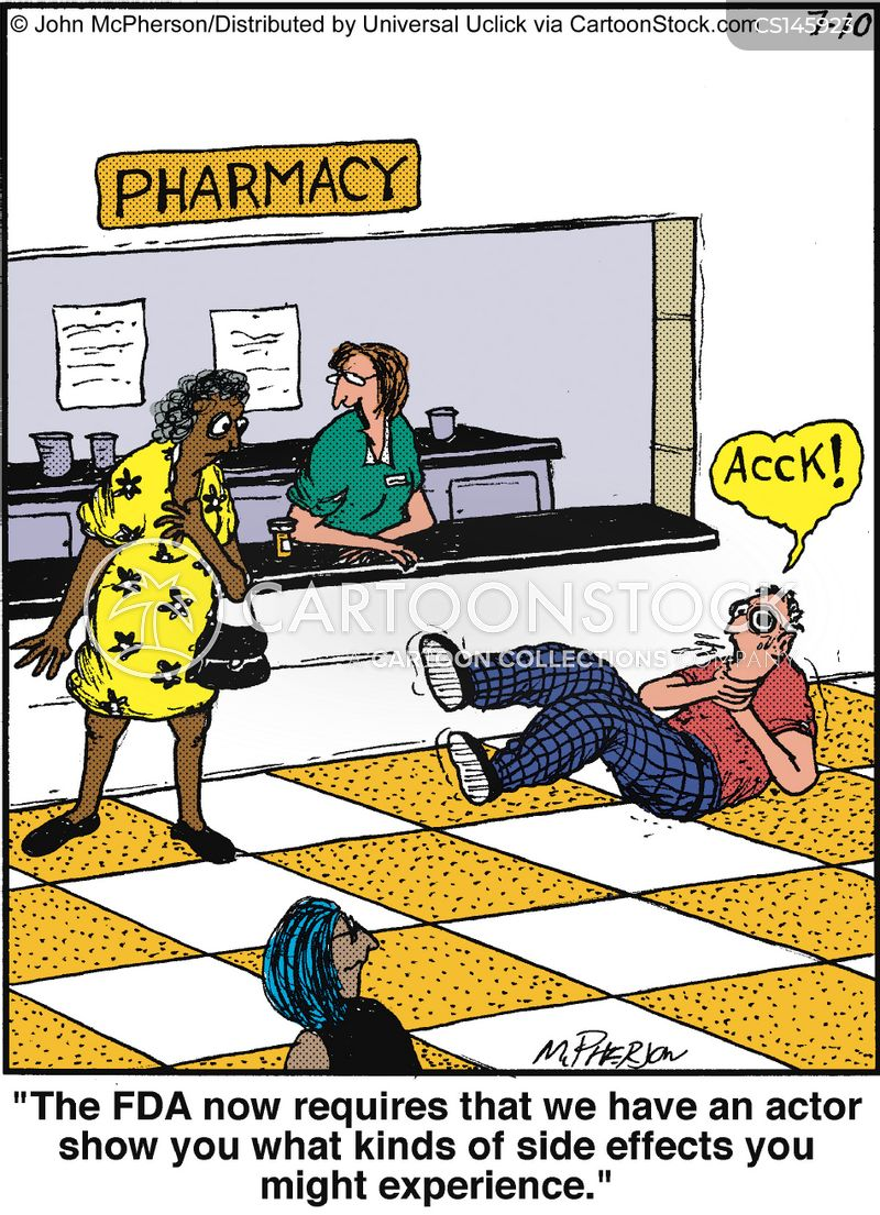 Pharmacy Cartoons And Comics Funny Pictures From