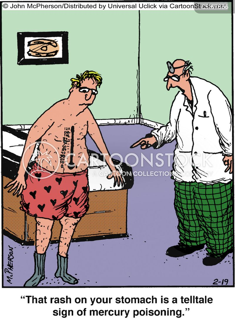 Rash Cartoons And Comics Funny Pictures From Cartoonstock