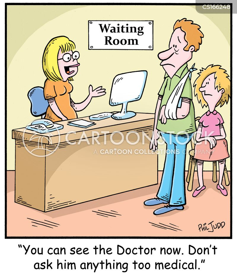 relationship between the doctor and patient will see you now