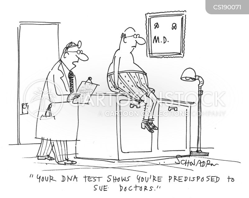 Dna Testing Cartoons And Comics Funny Pictures From