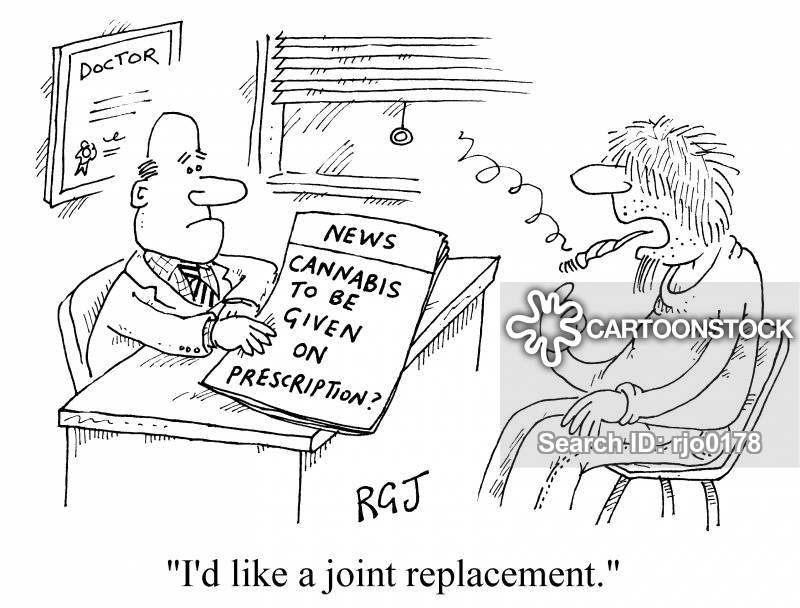 Joint Replacement Cartoons And Comics Funny Pictures