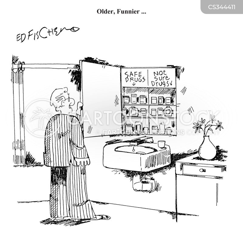 Bathroom cabinet cartoons and comics funny pictures from for Cartoon kitchen cabinets