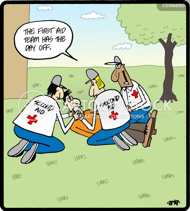 Medical Emergency Cartoons and Comics - funny pictures ...