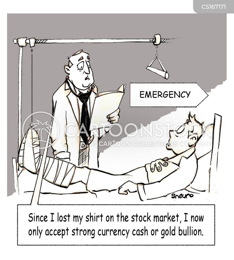 Bullion Dealers Cartoons and Comics - funny pictures from ...