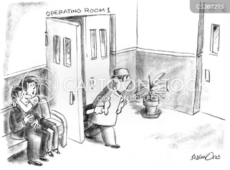 Procedure Cartoons Surgical Procedures Cartoon 8