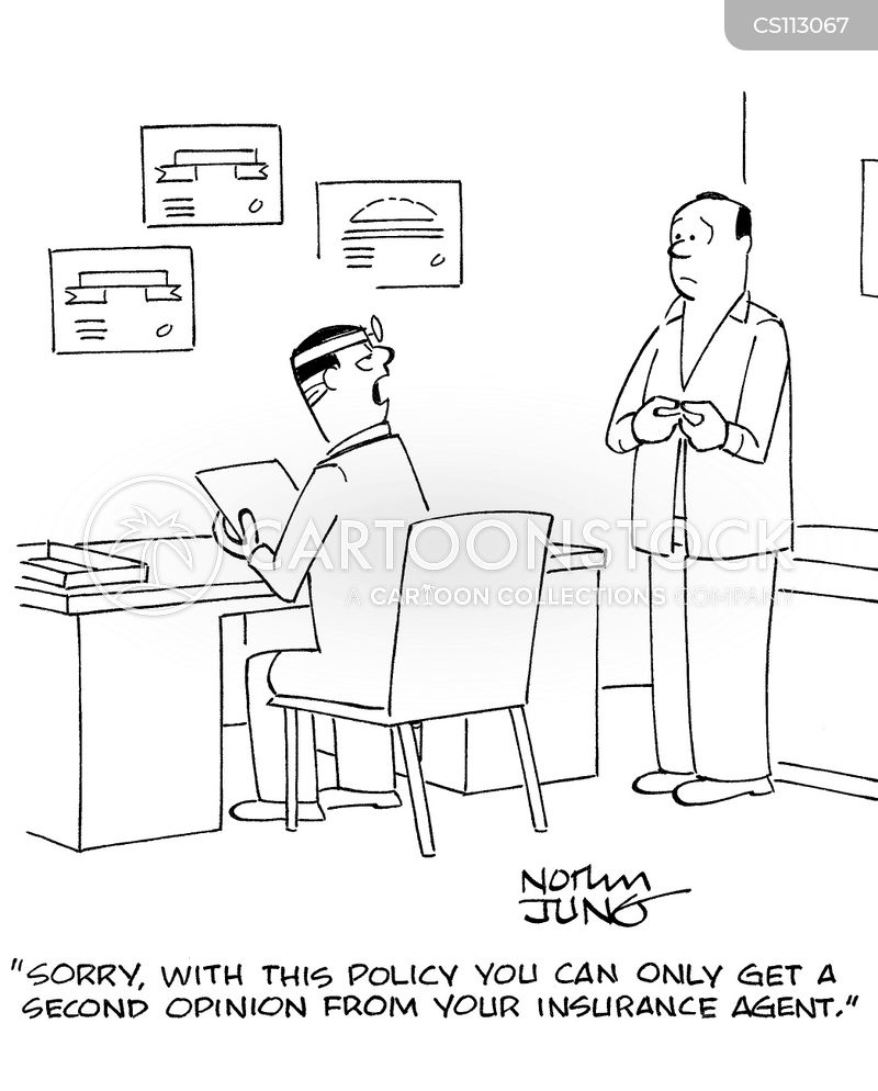second opinion cartoons and comics   funny pictures from