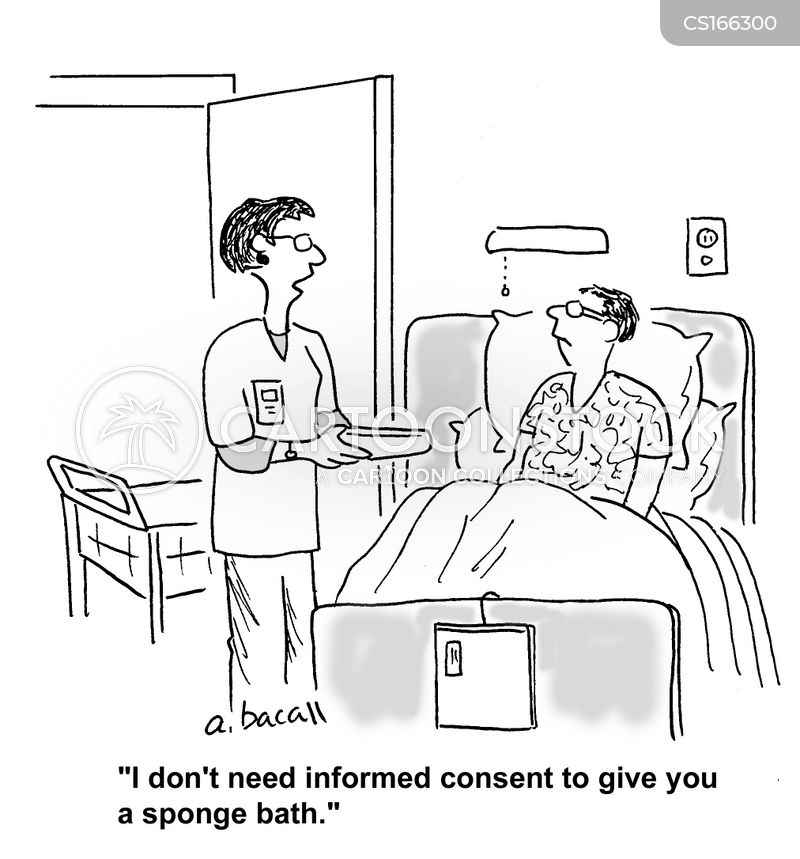 Consent Cartoons And Comics Funny Pictures From Cartoonstock