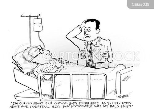 Near Death Experiences Cartoons and Comics - funny ...