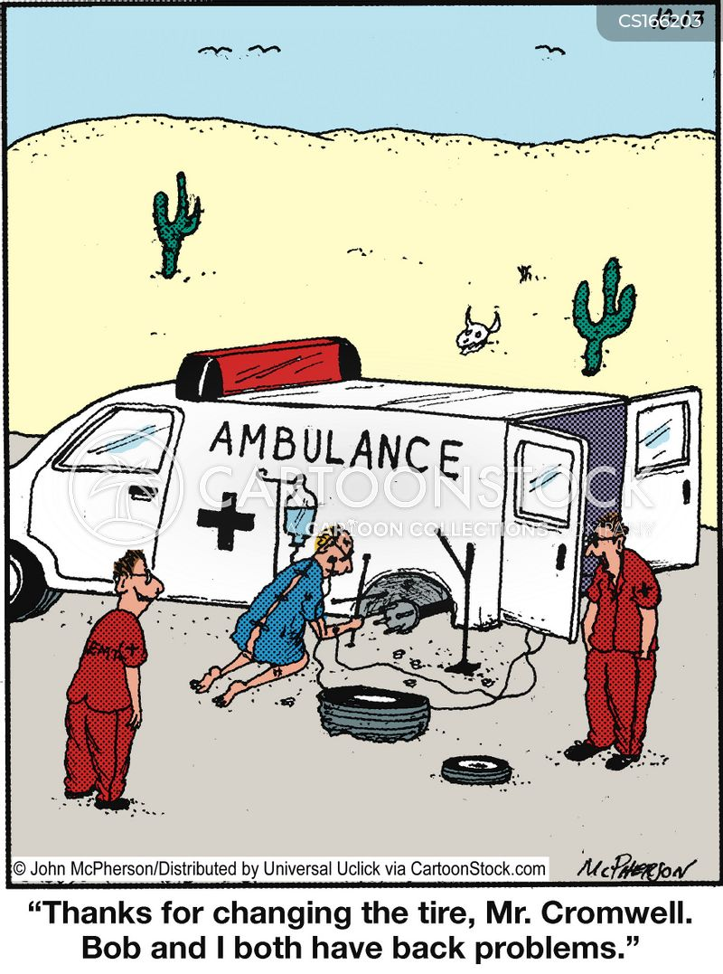 Ems Cartoons Emt Jokes