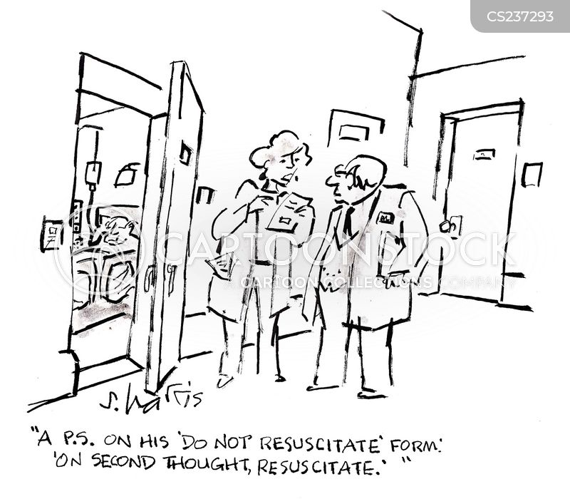 do not resuscitate cartoons and comics funny pictures