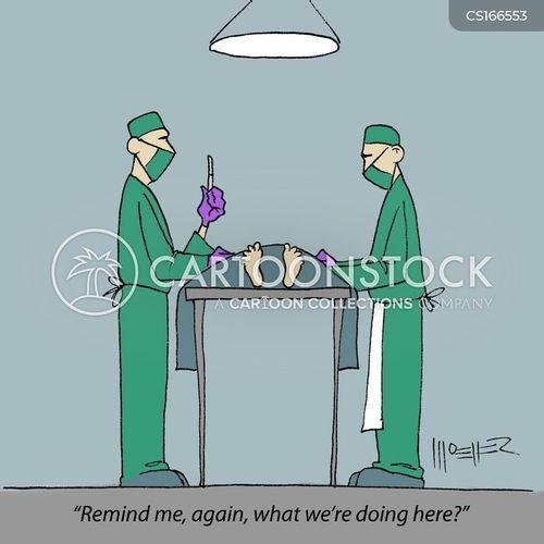 Operating room humor cartoons