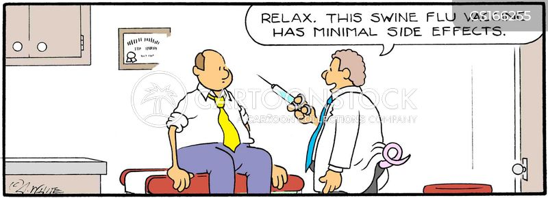 Vaccine Cartoons And Comics Funny Pictures From Cartoonstock