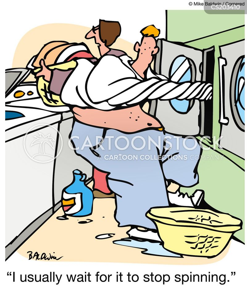 Washing Clothes Cartoons And Comics Funny Pictures From