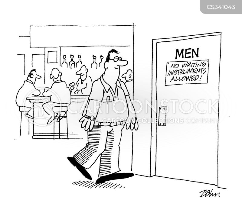Mens Rooms Cartoons Mens Rooms Cartoon Funny Mens Rooms Picture