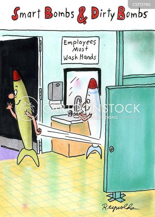 Hand Washing and Hygiene - Randy Glasbergen - Glasbergen ... |Funny Hand Washing Cartoons