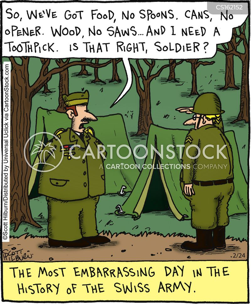 Switzerland Cartoons And Comics Funny Pictures From