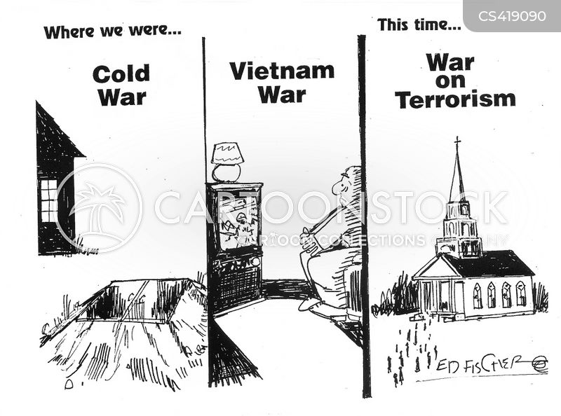 Vietnam War Cartoons and Comics - funny pictures from ... Religious Extremism Cartoon