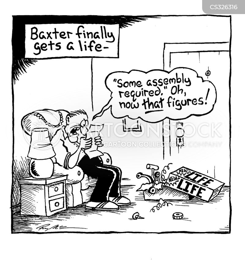 Live Life Cartoons and Comics - funny pictures from ...