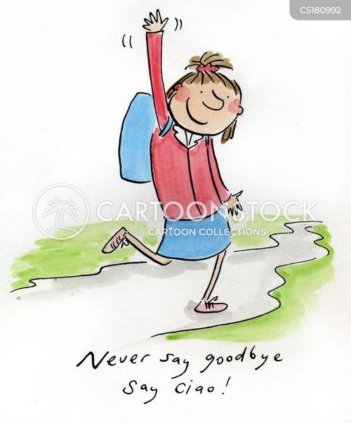 Bye cartoons, Bye cartoon, funny, Bye picture, Bye pictures, Bye image ...