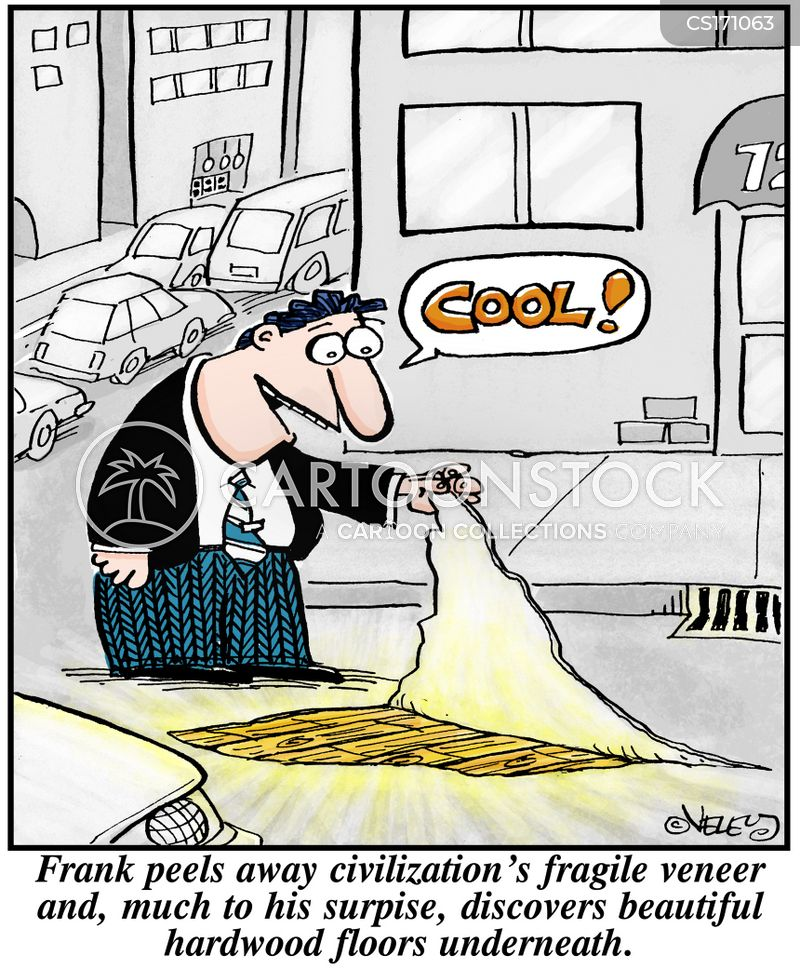 Flooring Cartoons and Comics - funny pictures from ...