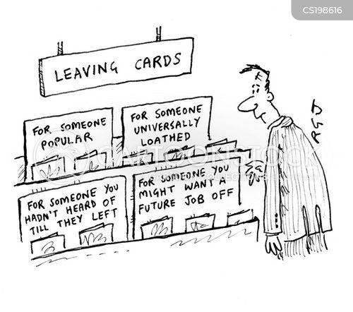 Stock options leaving company