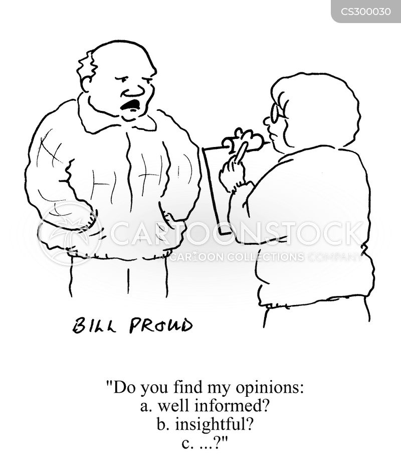 Multiple Choice Answer Cartoons And Comics Funny Pictures From Cartoonstock