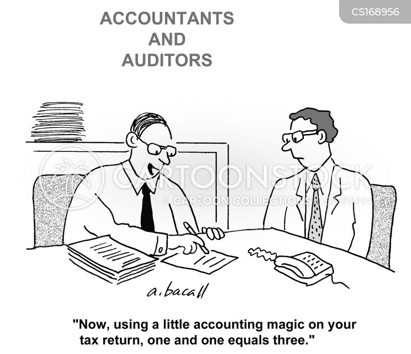 Bookkeeper Cartoons And Comics Funny Pictures From