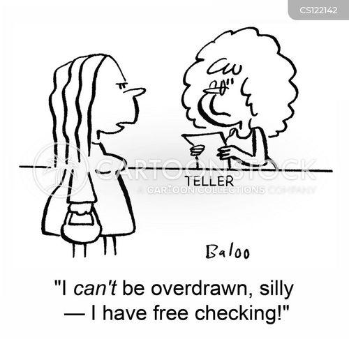 Free Checking Cartoons And Comics
