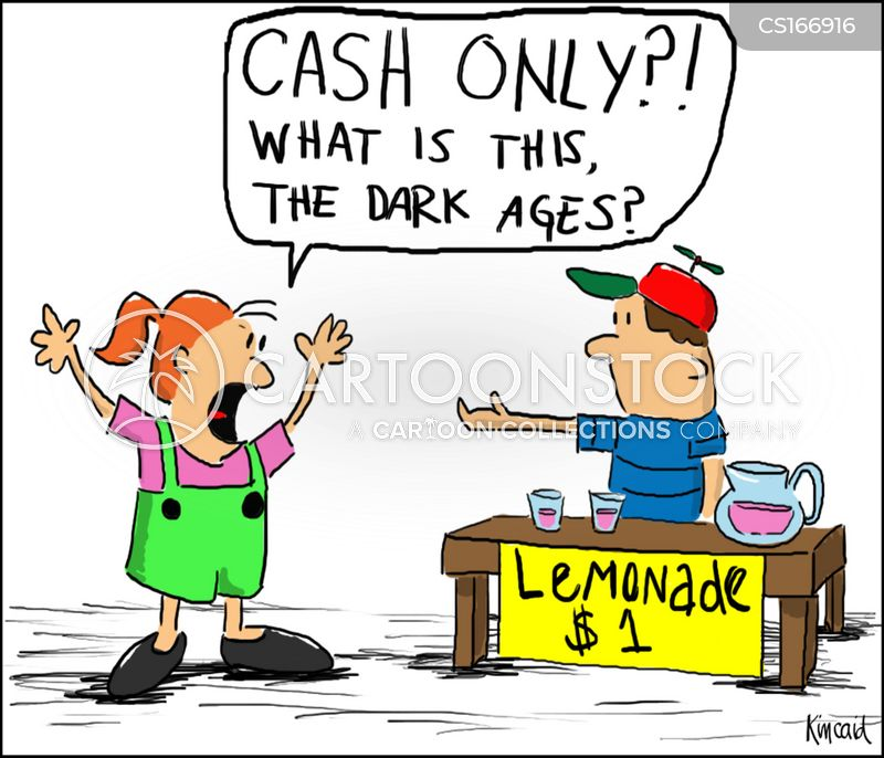 Cashier Cartoons: 12 Stupid Things That Your NRI Friend Does When Back To