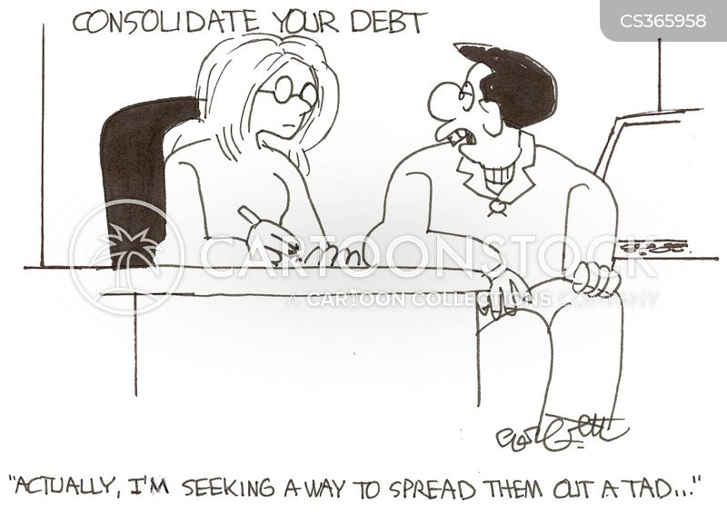 consolidating your loan