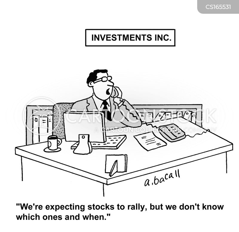 A stockbroker or financial consultant quizlet