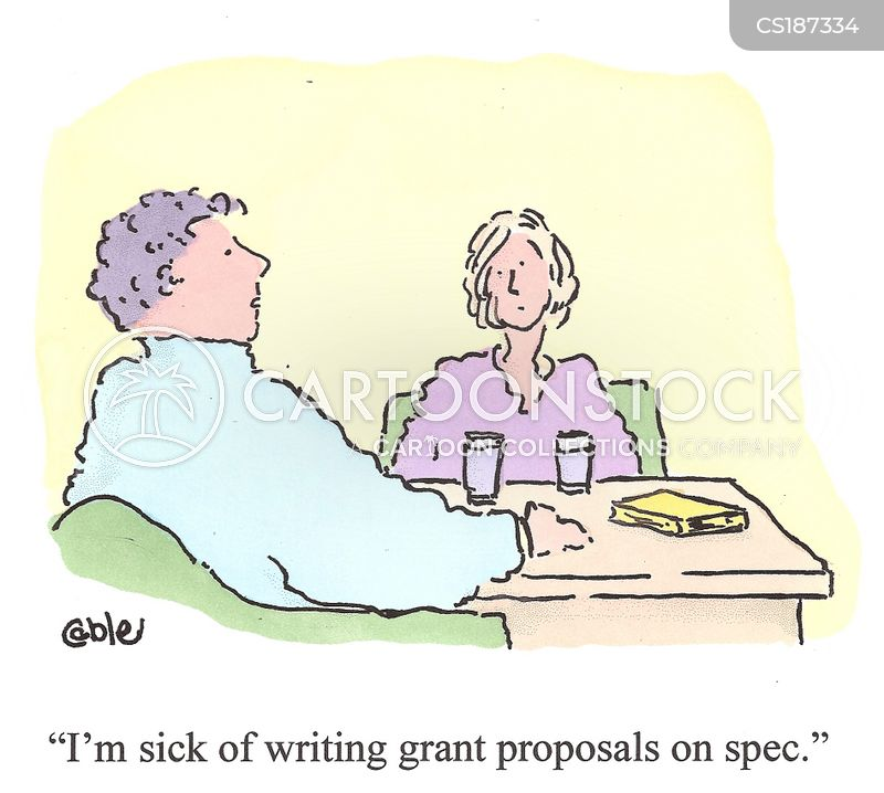 writing grants proposals