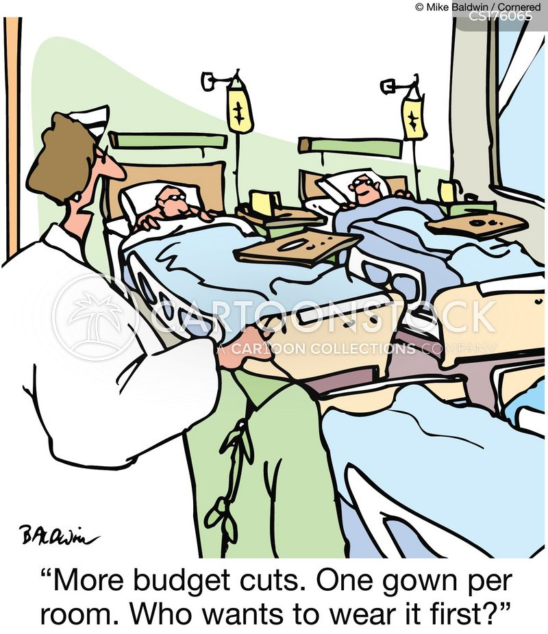 Hospital Gowns Cartoons And Comics Funny Pictures From