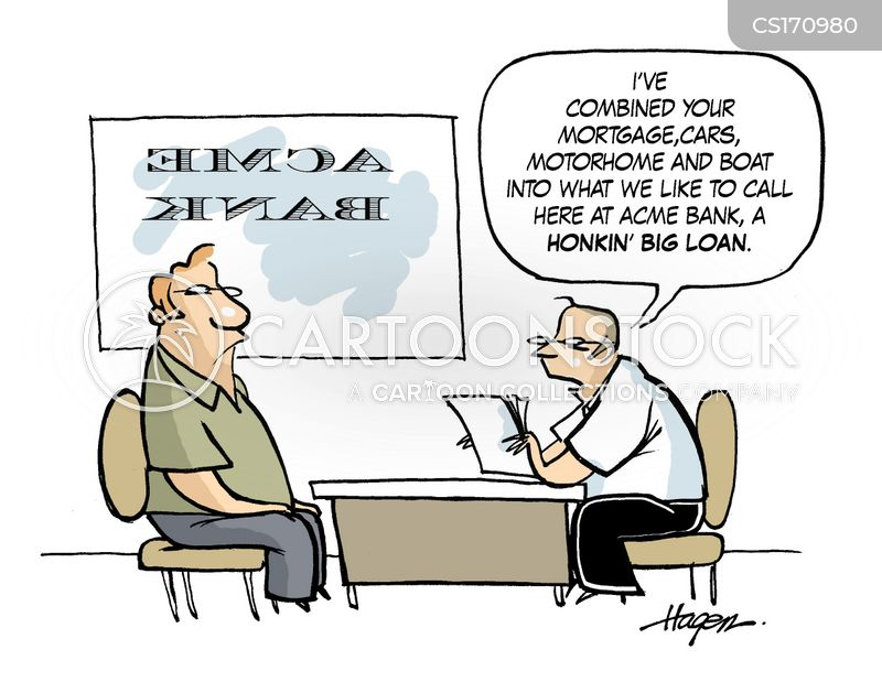 Mortgage Broker Cartoons and Comics - funny pictures from ...