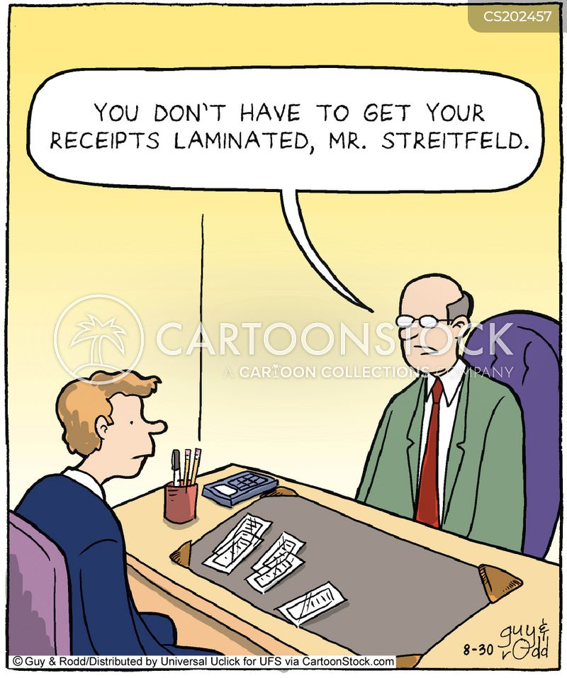Financial Record Cartoons And Comics Funny Pictures From