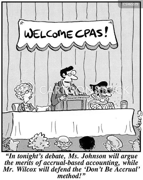 Accountant Jokes Cartoons Accounting Cartoon 10 of 435