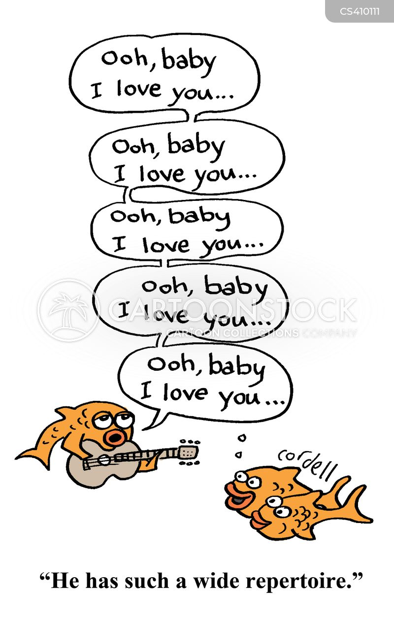 Groupie cartoons and comics funny pictures from cartoonstock for Funny fishing songs